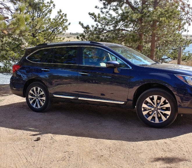 2018 Subaru Outback Holds Down the Excellence Fort