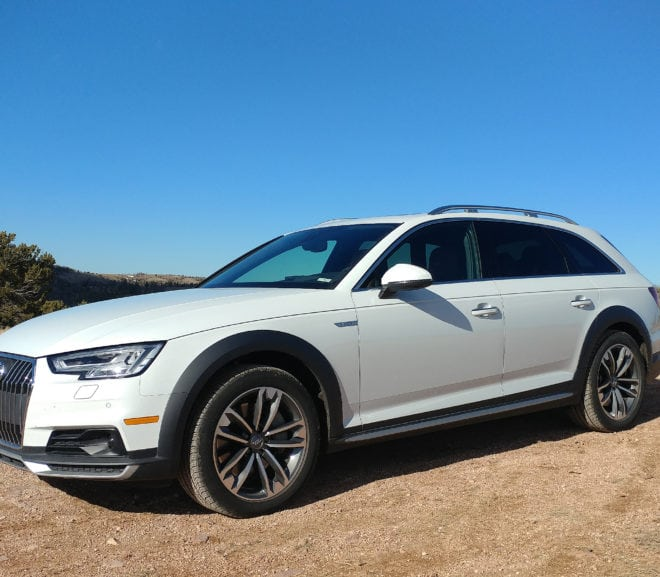2018 Audi A4 Allroad Is the Benchmark Euro Wagon