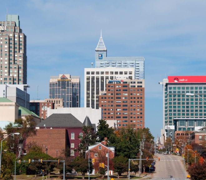 Burgeoning Cities on the East Coast