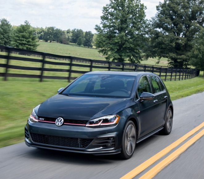 2018 Volkswagen Golf GTI Is Small Family Awesomeness