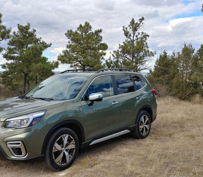 All-New 2019 Subaru Forester Still Eats Granola and Looks Good Doin It